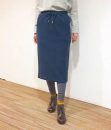 Kanoko sweat skirt