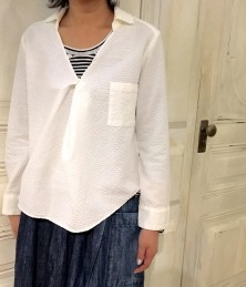 Pullover Lace Blouse