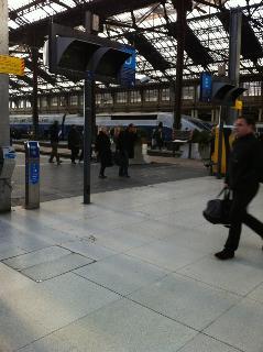 Gare de LyonからAvignonへ