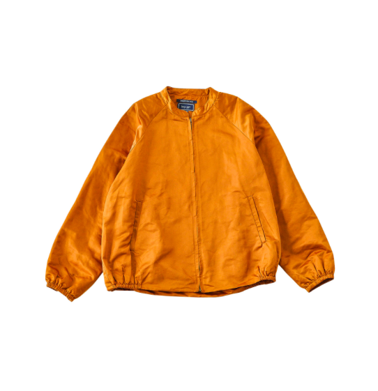 Nilon Zip Jumper