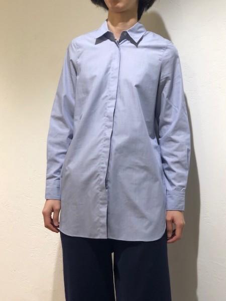Midge stripe long sleeve shirt