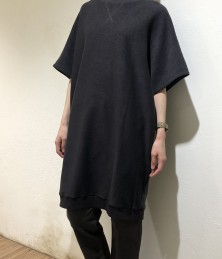 SWEAT LONG DRESS