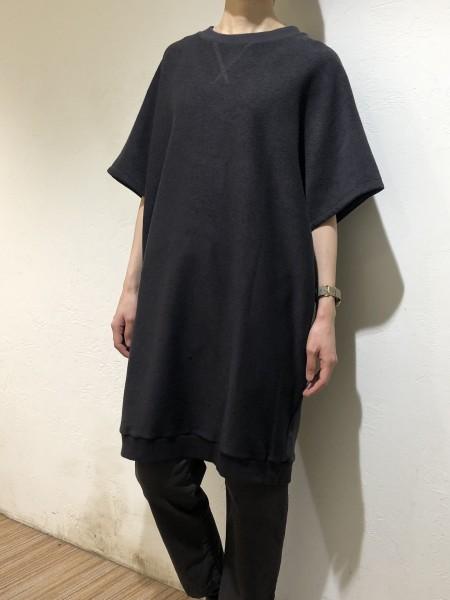 SWEAT LONG DRESS