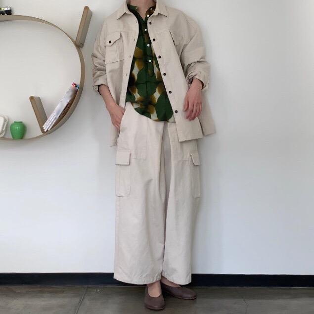 Double poke wark shirt jacket,pants