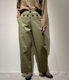 Marine pants